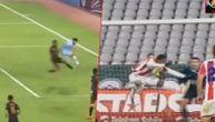 U Bahreinu ponovljena magija Zvezdinog Brazilca: Hašim kao Bruno Mezenga pogodio gol petom, u skoku!