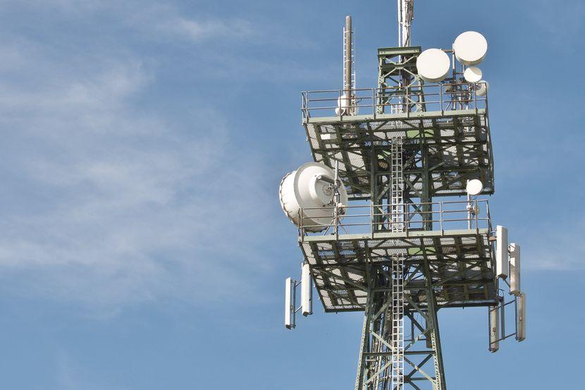 Signal, Telefon, Prijem, Bazna Stanica