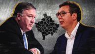 Najmanje 3 predloga rešenja za KiM su pomenuta na sastanku Vučića i Pompea