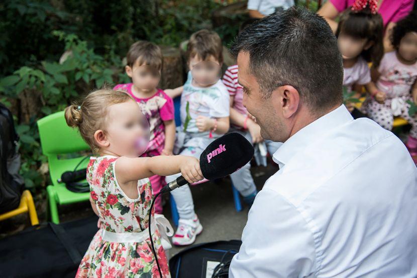 Zeljko Mitrovic, deca Zvecanska