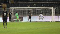Molde dao gol uz pomoć dve stative, Partizan izjednačio dva minuta kasnije (VIDEO)