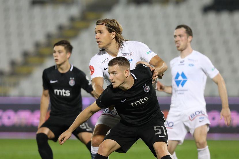FK Partizan - FK Molde