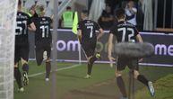Tošić za preokret Partizana, crno-beli sa pobedom idu u Norvešku po Ligu Evrope! (FOTO) (VIDEO)