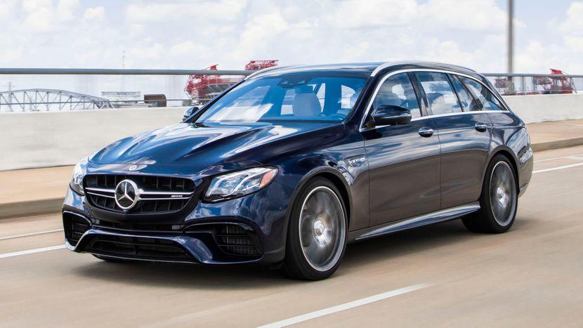 2020 Mercedes-AMG E 63 S Wagon