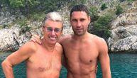 Tošić objavio sliku sa Popovićem u kupaćem, direktora Granda u ovom izdanju još niste videli (FOTO)