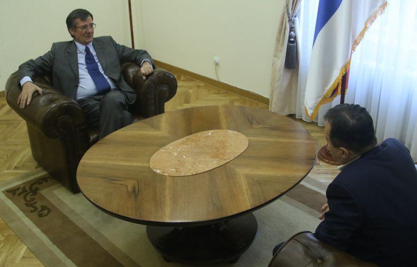 Ivica Dačić, Ministarstvo spoljnih poslova