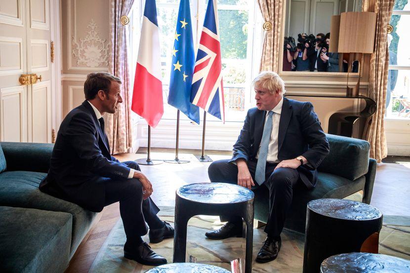 France Britain Brexit