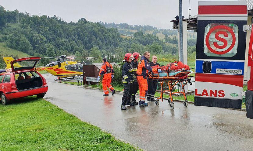 Poljska, nevreme, spasavanje, Poland Storm Deaths