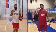 Orlovi se priključili velikoj akciji: Košarkaška reprezentacija pomaže u borbi protiv opake bolesti