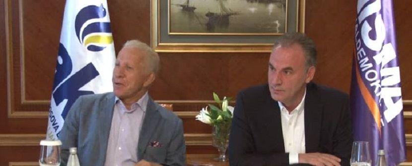 Bedžet Pacoli i Fatmir Ljimaj