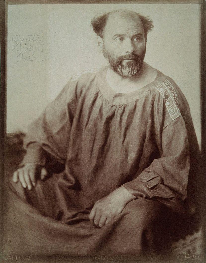 Gustav Klimt, Bečka secesija, Istorija umetnosti, Slikarstvo