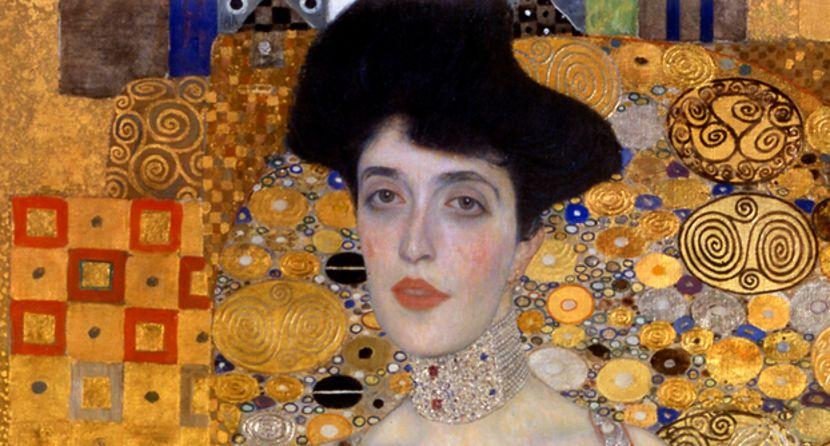 Gustav Klimt, Portret Adele Bloh-Bauer I, Bečka secesija, Istorija umetnosti, Slikarstvo
