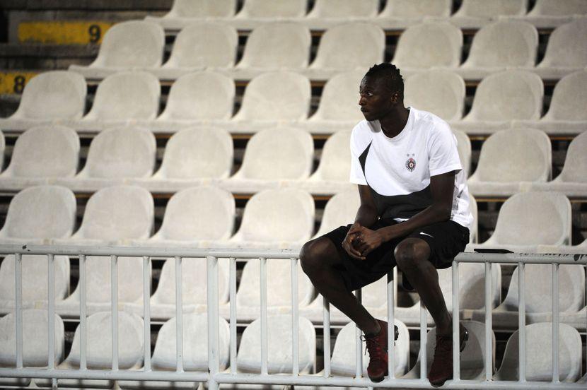 Umar Sakid, FK Partizan - FK Molde