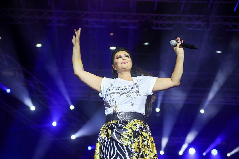 Dragana Mirković, Music week festival, Ušće