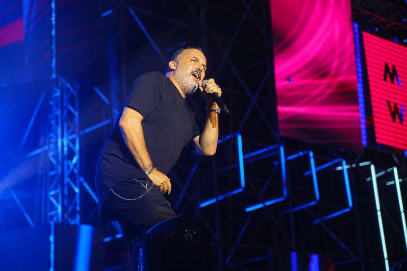 Toni Cetinski, Music week festival, Ušće