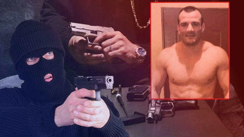 Luka Radulović, mafija