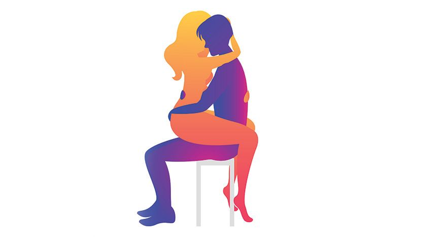 Seks poze, sex poza, ilustracija