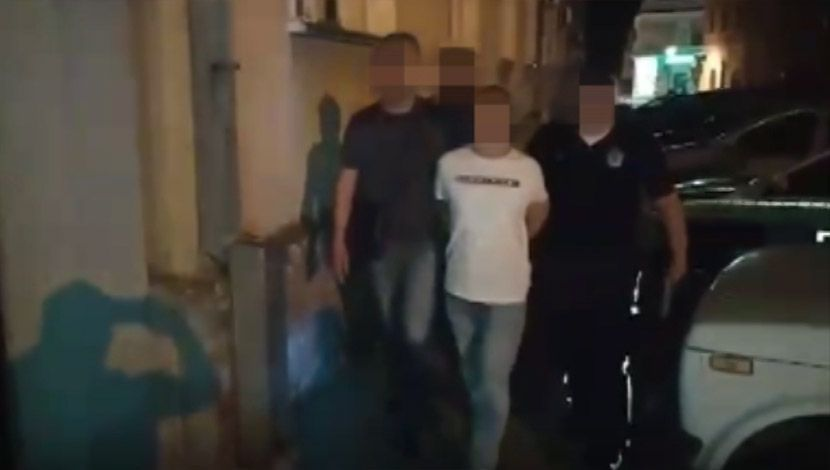 Davor P. Jabukovac, masakr, zločin, ubistva, hapšenje Negotin