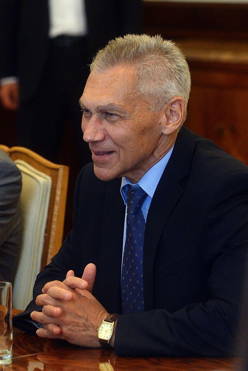 Aleksandar Vučić, Aleksandar Bocan Harčenko
