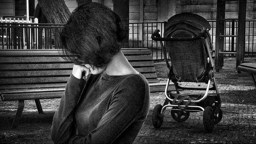 Majka ostavila bebu, šta majku natera da ostavi bebu, ostavljena beba
