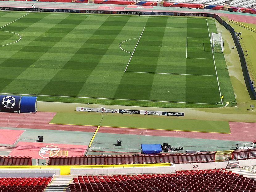 Stadion Crvene zvezde