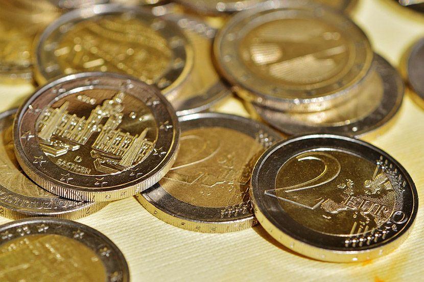 evro evri euro metalni novac kovanica kovanice