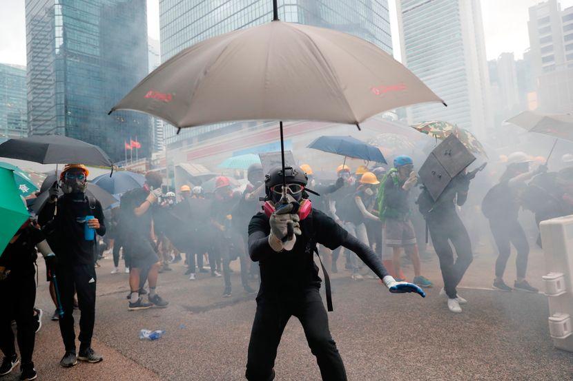 Hongkong protest