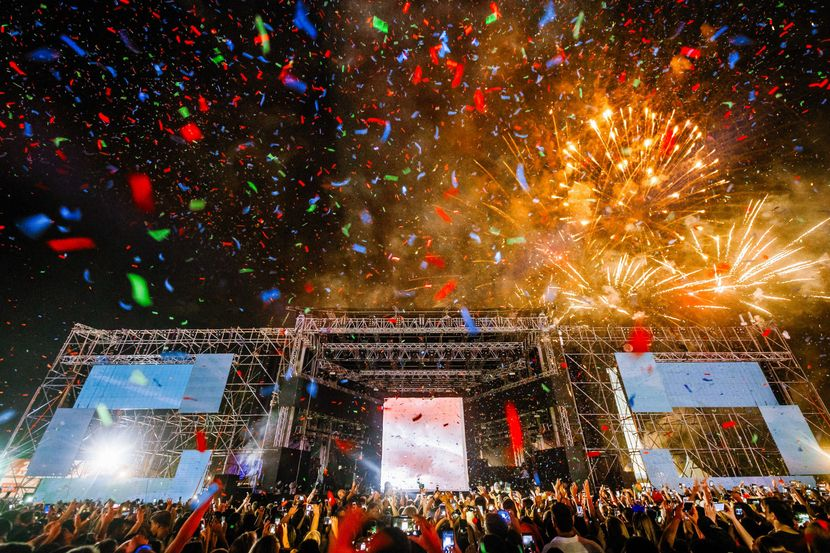 Završeni Cloud festivali na Ušću