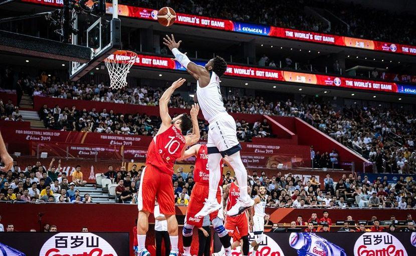 Košarkaška reprezentacija SAD - Turska