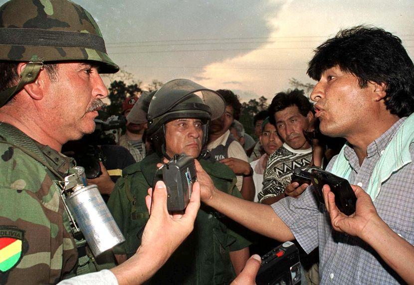 Bolivija, rat za vodu