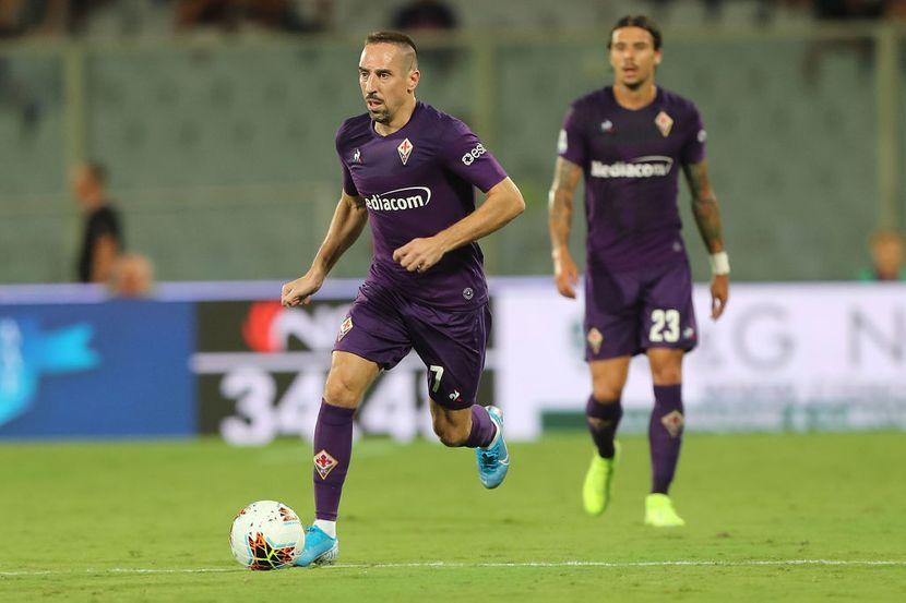 Frank Riberi, Fiorentina