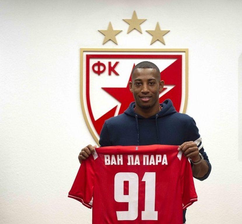 Radživ Van la Para, FK Crvena zvezda