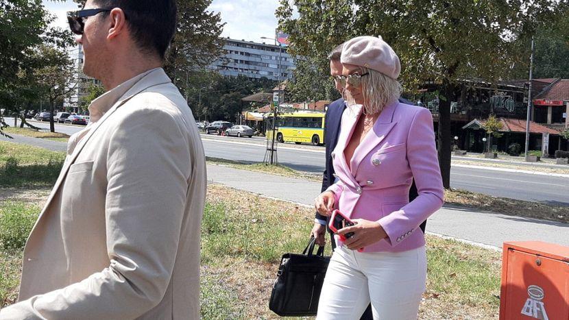 Jelena Karleuša suđenje