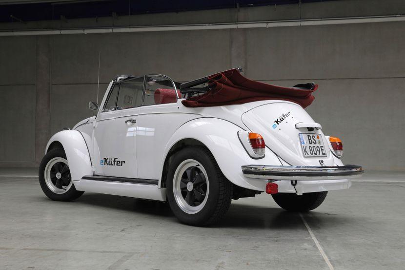 Volkswagen Group e-Beetle