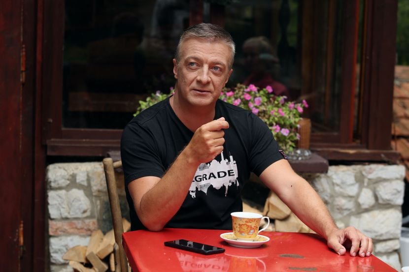 Mašan Lekić, Zlatibor, Intervju