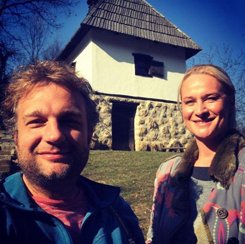 Tamara Grujić i Vuk Đoković