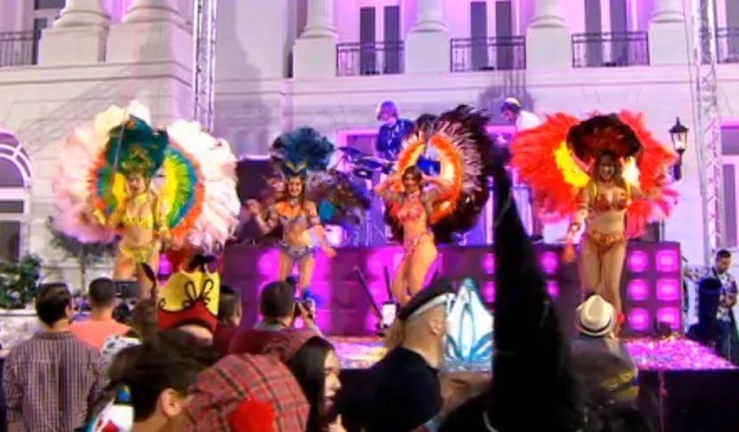Zadruga 3, karneval