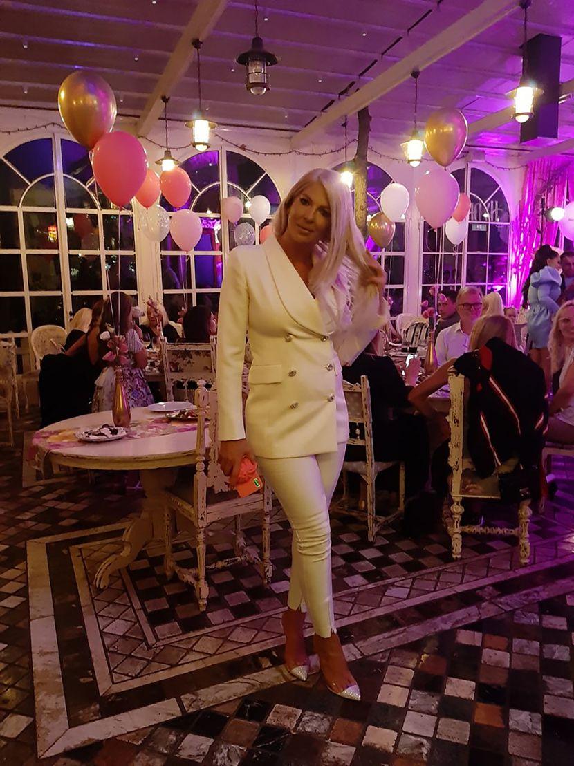 Jelena Karleusa, rodjendan