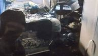 Kuća mu izgorela u požaru, hteo da je renovira, pa poginuo: Zid se srušio na Novopazarca i ubio ga