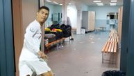 Ronaldo i Portugalci ostavili svinjac na Marakani: Pogledajte na šta je ličila svlačionica (VIDEO)