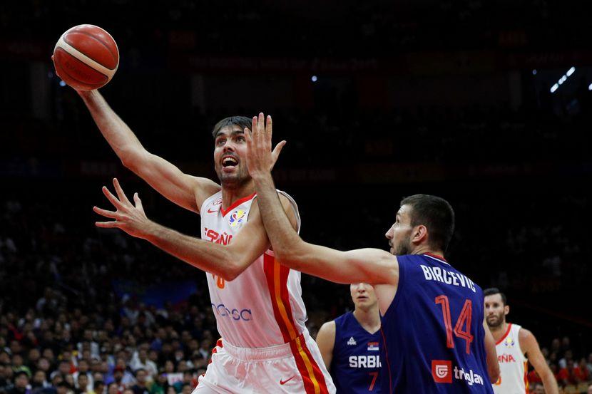 Košarkaška reprezentacija Španije, Košarkaška reprezentacija Srbije, Mundobasket Kina 2019