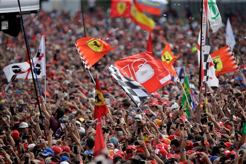 Formula 1, Monca