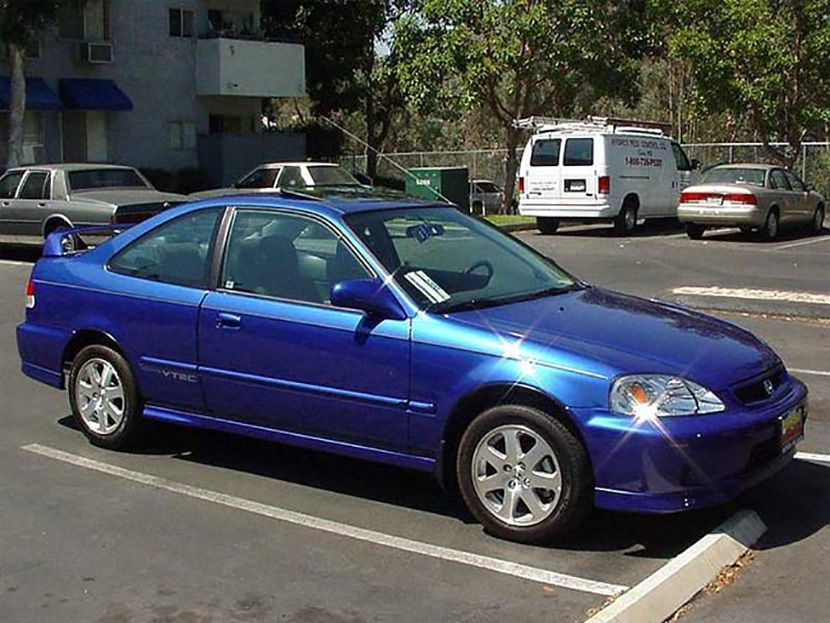 1999. Honda Civic Si