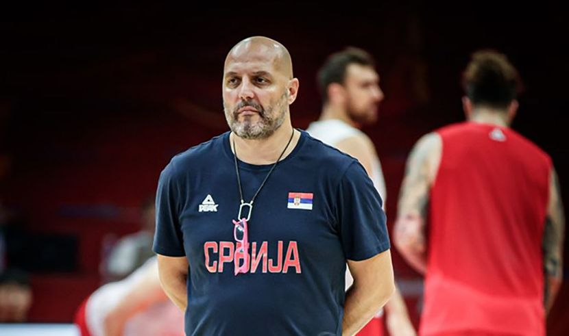 Aleksandar Sale Đorđević, Srbija, košarkaška reprezentacija Srbije