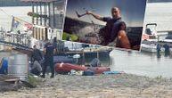 Mogući scenario Gruove smrti: Udario je u jedan od stubova kod Pristaništa, naleti vetra bili jaki