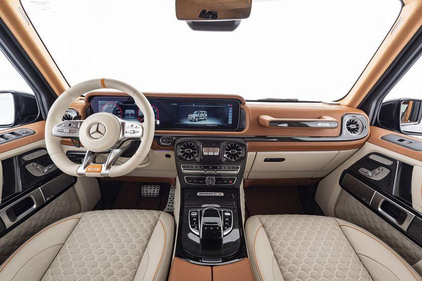 Mercedes G V12 900