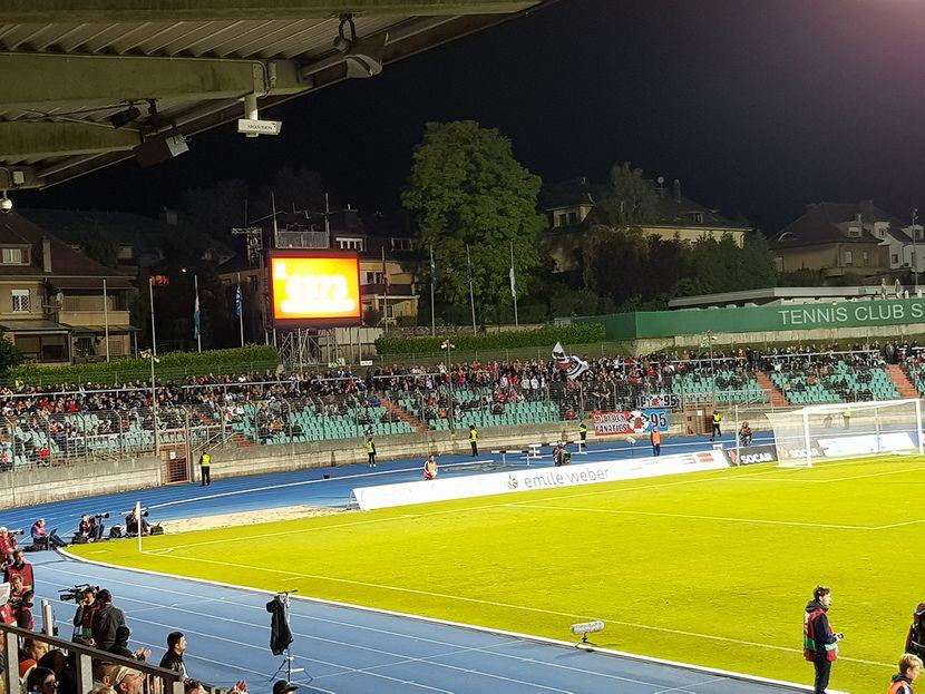 Fudbalska reprezentacija Srbije u Luksemburgu