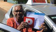 Baka u 75. godini naučila da vozi i dobila dozvolu, a razlog za to je srceparajući