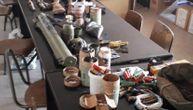 Kad su upali u stan kod Petrovca na Mlavi, zatekli su oružje od kog bi moglo da nastrada pola sela