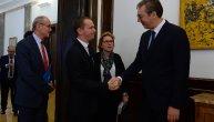 Francuska je spremna da pomogne u reformi javne uprave: Vučić se susreo sa Disoptom (FOTO)